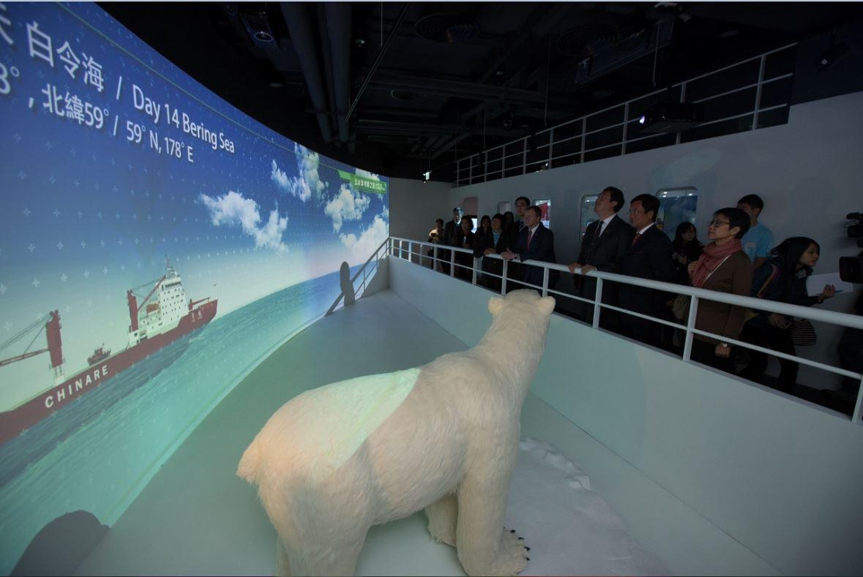 九月環保導賞團 - 氣候變化博物館